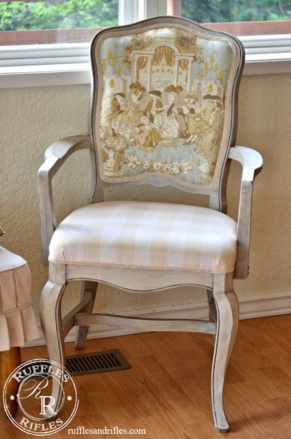 Exceptionnel French Country Chair 16