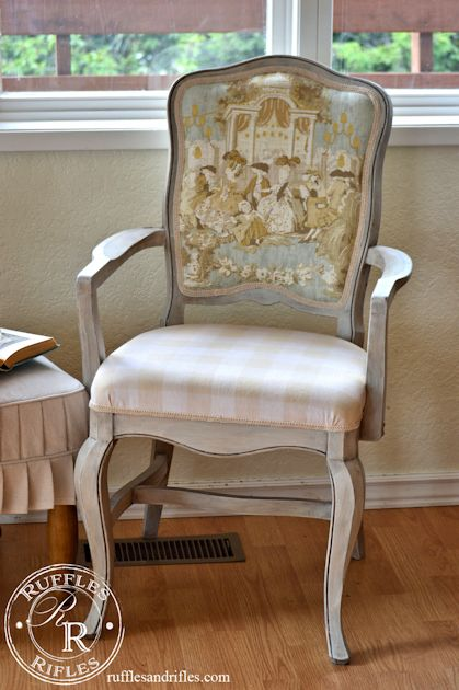 French Country Chair 5
