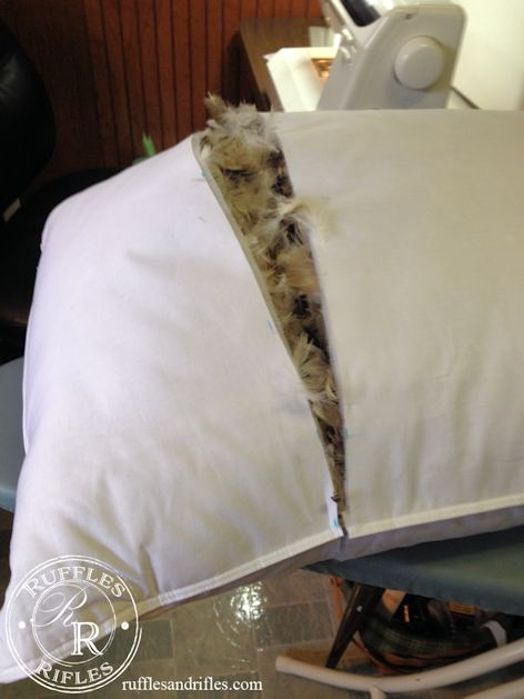 affordable feather pillow insert 3
