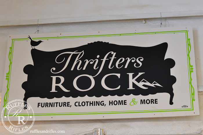 Thrifters Rock