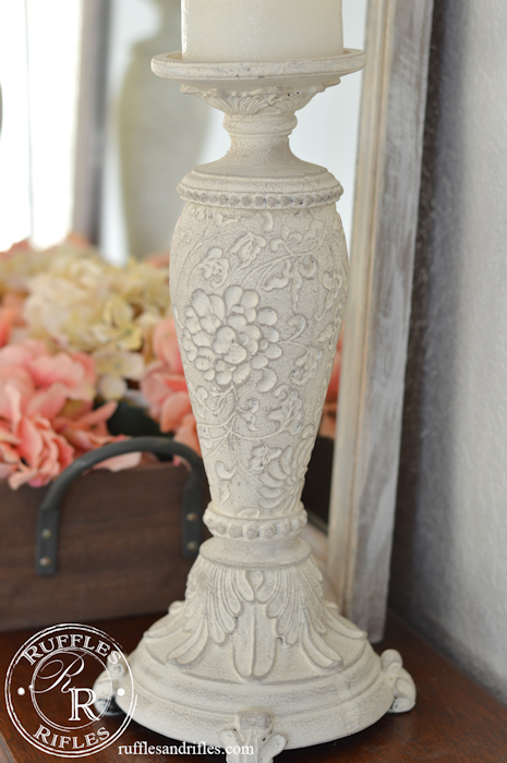French Country Candlesticks