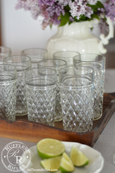 Collected Vintage Glassware