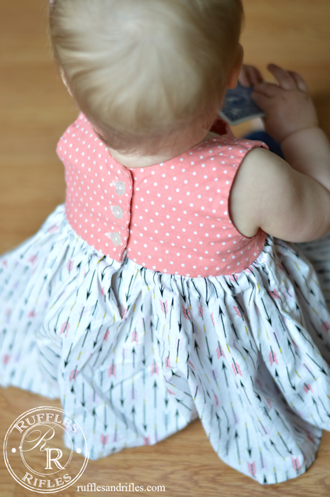 Arrow Clara Baby Dress