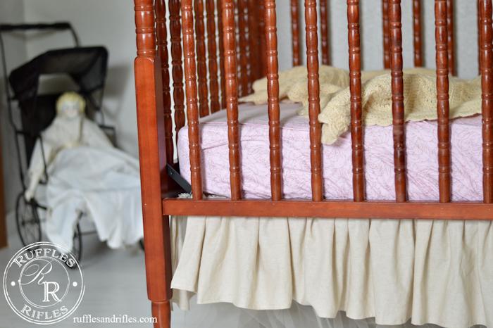Custom Crib Sheets for Nursery