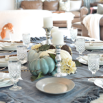 The Fall Tablescape That Came From What Ifs