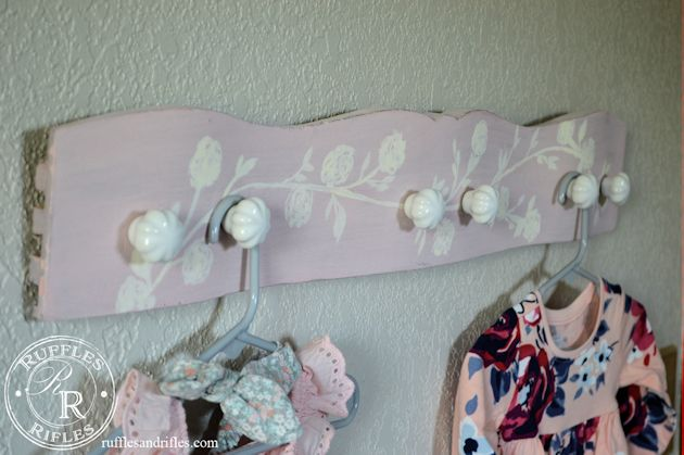 Rose Hook Rack