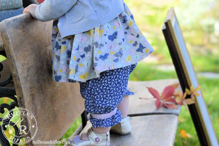 Vintage Butterfly Dress